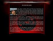 Mka ashrah bio