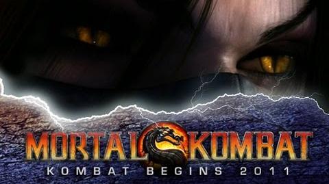 "Mortal Kombat 9 - Trailer ""Mortal Kombat Trailer"""