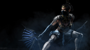 MKX Kitana Official Render