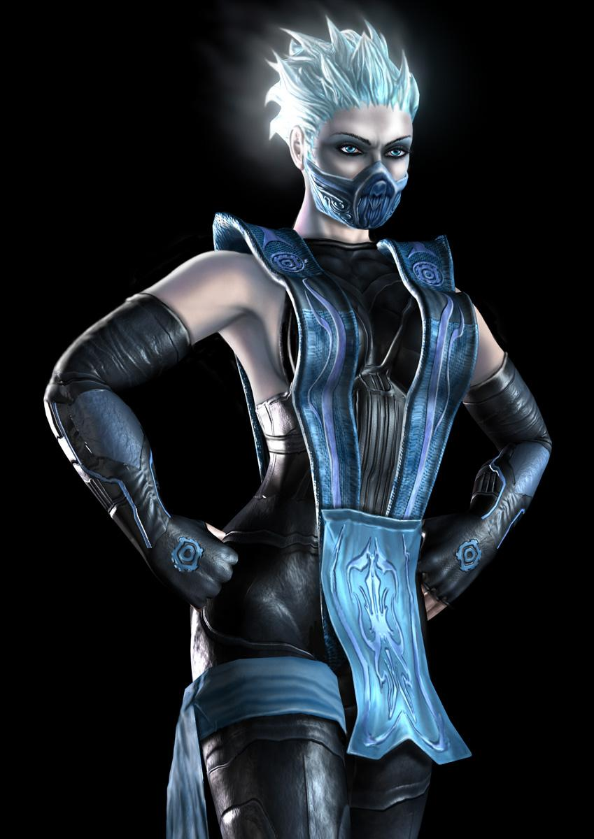 Mortal kombat cosplay girl strips on cam