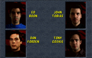 Mortal Kombat II Team