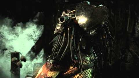 Mortal Kombat X Official Predator Trailer
