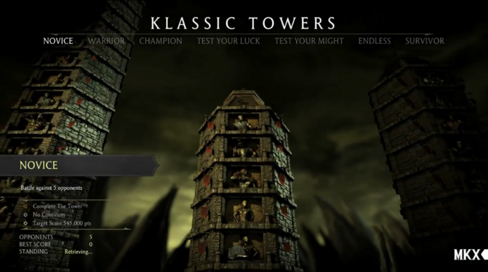 MKX LIVING TOWERS
