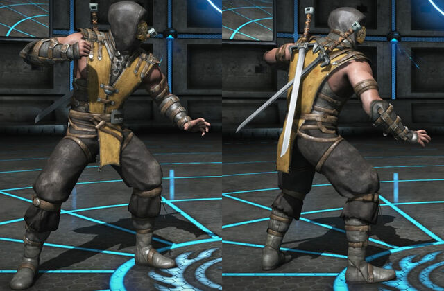 File:MKX Variation Preview - Ninjutsu Scorpion.jpg