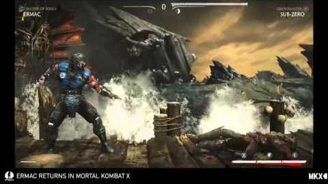 MKX Kombat Kast 2-- Character reveal!