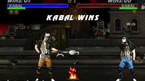 Mortal Kombat 3 - Friendship - Kabal