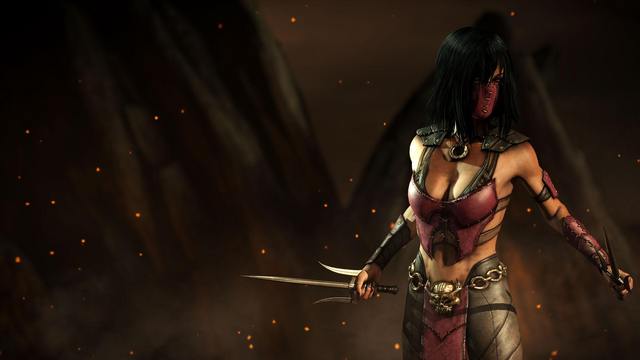 File:MKX Mileena Official Render.png