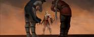 Kratos MK9 ending3
