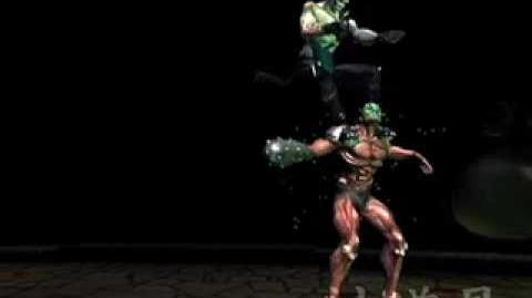 Mortal Kombat Deadly Alliance Quan Chi's Fatality