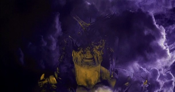 Mortal Kombat: Annihilation Shao Kahn's Costume original ...  Mortal Kombat Movie Shao Kahn