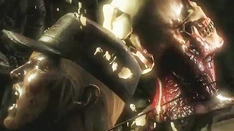 Mortal Kombat X - Sonya Blade Brutality
