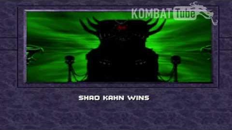 Shao Kahn/Videos