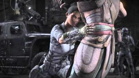 MKX Jacqui Briggs Blown Out Fatality