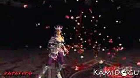 Mortal Kombat Deception Li Mei's Fatality 2