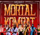Mortal Kombat (1992 video game)/Gallery
