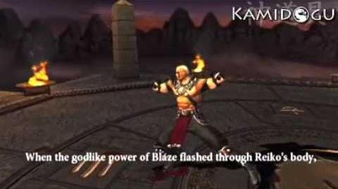 Mortal Kombat Armageddon Reiko's Ending