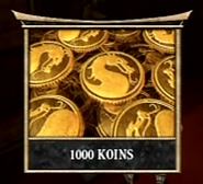 Koins in armageddon