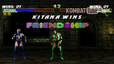 MK III Kitana Friendship