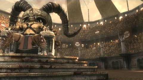 Mortal Kombat - Evironment Bio 04 - Kahn's Coliseum