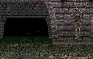 Goros lair