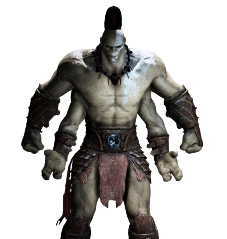 File:Mortal kombat x pc goro render by wyruzzah-d8qysv9-1-.png
