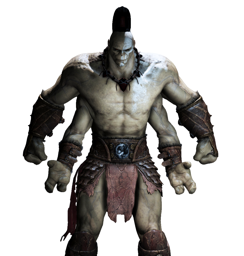 Goro (Mortal Kombat) Pictures, Images & Photos | Photobucket