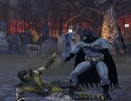 10BATMAN vs SCORPION