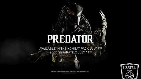 Mortal Kombat X - Kombat Kast 13 - If It Bleeds, We Can Kill It. Predator Gameplay.