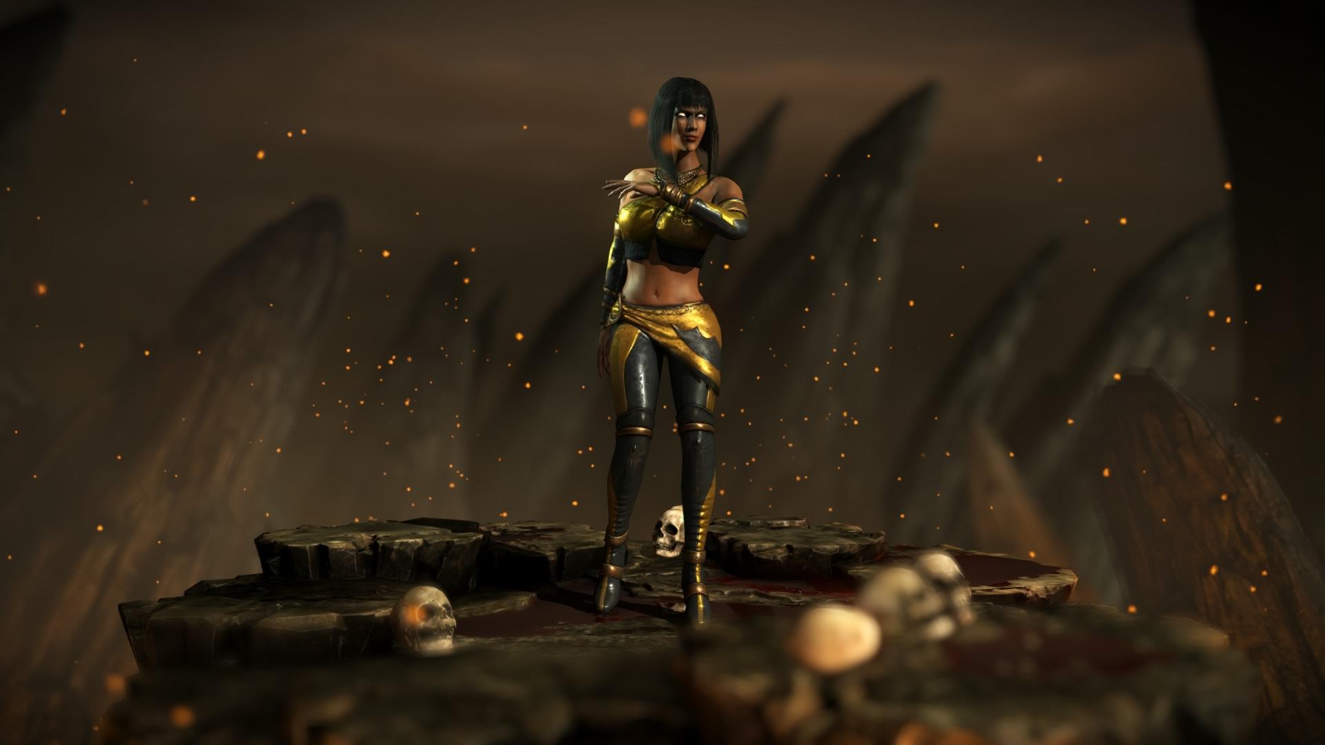 Master Jade by Karosu-Maker on DeviantArt | Mileena