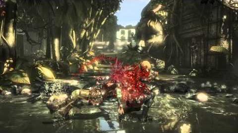 Sonya Brutality 3 - Garro That