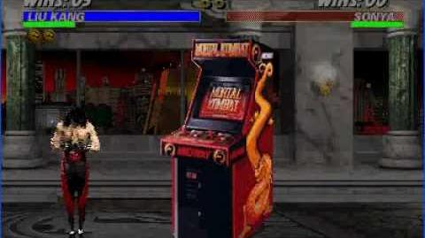 Mortal Kombat 3 Liu Kang Finishing Moves