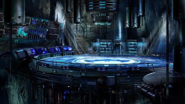 File:Mortal Kombat vs. DC Universe Batcave.jpg
