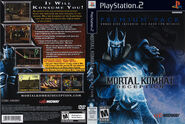 Mortal Kombat Deception Sub-Zero Edition-USA