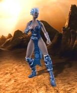 Frost Alternative costume in MK-DA,MK-D