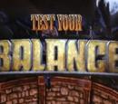 Test Your Balance