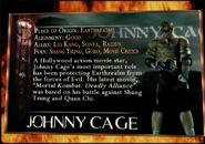 Johnnycage