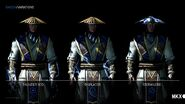 MortalKombatX RaidenVariations