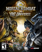 Mortal Kombat vs. DC Universe Coverart