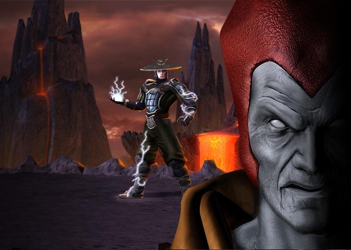 File:Shinnok and Raiden.jpg