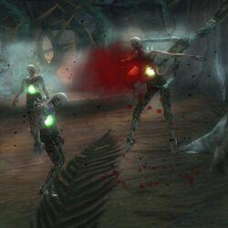 Undead Putrid Corpses