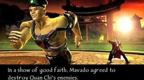 Mortal Kombat Deadly Alliance - Hsu Hao's Ending