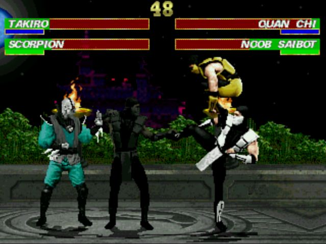 File:Takiro and Scorpion vs Quan Chi and Noob.JPG