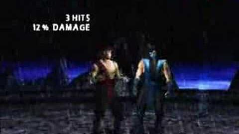 Mortal Kombat Armageddon Kai's Kombat Card