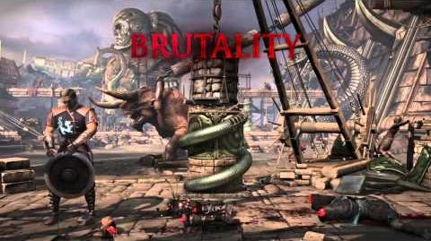 Kung Lao Brutality 5 - Z-Hat