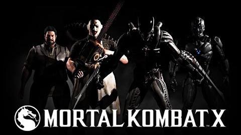 Mortal Kombat X Bo Rai Cho, leatherface, Xenomorph, & Sektor Cyrax Reveal Trailer! (Kombat Pack 2)-0
