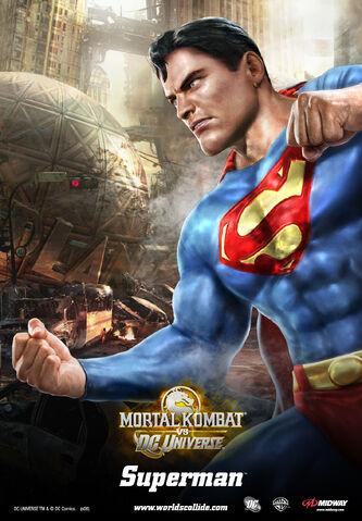 File:Mk vs dc Superman poster.jpg
