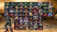 MKA character select