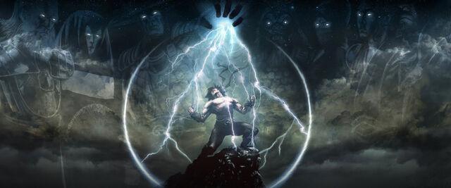 File:Mortal Kombat vs. DC Universe ending Liu Kang.jpg