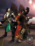 Mortal kombat deadly alliance shang tsung quan chi
