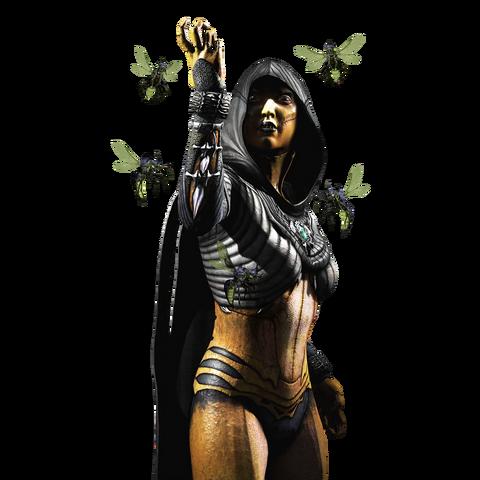 File:Mortal kombat x ios d vorah render by wyruzzah-d8p0wor-1-.png